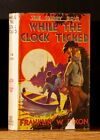 VINTAGE HARDY BOYS While the Clock Ticked w WS DJ Very Early Printing