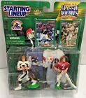 NEW - Starting Lineup 1998 Classic Doubles John Elway Broncos & Stanford