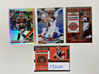 2011 Andy Dalton Contenders Rookie Rc Autograph Auto Playoff Holo Refractor Lot