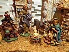 Dept 56 Neapolitan A CHILD IS BORN Nativity Set 41894 RETIRED
