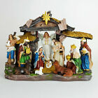 Nacimiento Set 14 Inch Statue NoY1047 14 Nativity Christmas Set