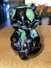 Fenton Art Glass Exclusive Bear Figurine Numbered Signed 4 55 Dave Fetty Rare