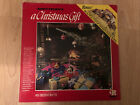 A Christmas Gift 1974 Ronco P 12430 Jacket VG+ Vinyl NM w Pop Up Nativity Scene