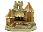 David Winter Cottages The Royal Box King Arthur Collection COA And Box Perfect