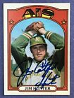 Catfish Hunter Cards, Rookie Card and Autographed Memorabilia Guide 16
