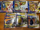 Digimon Digivolving DigiEgg Figure Set Japanese Flamedramon Raidramon...