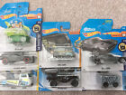 HOT WHEELS KOOL KOMBI SURFS UP VW T2 HALO THE JETSONS MINECRAFT ICE CHARGER LOT