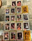 AWESOME 1993 NBA Basketball Starting Lineup TOPPS CARDS SHAQ KEMP BARKLEY