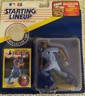 Starting Lineup, 1991 Delino DeShields Expos with Collector's Coin (Sealed) new