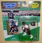 1999 WARRICK DUNN Tampa Bay Buccaneers Rookie Starting Lineup Dupe