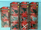 Maisto MOTORWORKS AIRCRAFT Diecast Collectible w stand Lot Of 11 NIP
