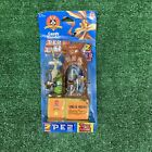 Vintage Looney Tunes PEZ Candy Dispenser Candy Hander Wile E Coyote 1998 *NIB*