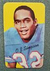 O.J. Simpson Cards, Rookie Card and Autographed Memorabilia Guide 8