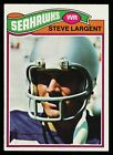 Top 10 Steve Largent Football Cards 29
