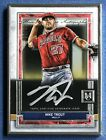 Ultimate Guide to Mike Trout Autograph Cards: 2009 to 2012 39