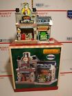 Lemax 2019 Spark's Auto Plug Christmas Village Collection Lighted Building 95543