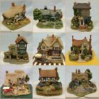 Selection of Lilliput Lane Club Special Edition & Anniversary Cottage Collection