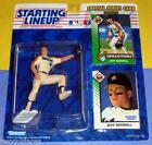 1993 JEFF BAGWELL Houston Astros NM- * FREE s/h * Rookie Starting Lineup