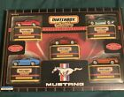 1999 Matchbox Mustang Collection