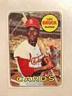 Lou Brock Cards, Rookie Card and Autographed Memorabilia Guide 11