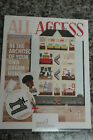 Anita Goodesign all access February 2020 Book And CD NEW