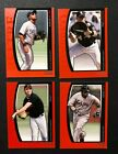 2009 Topps Unique Baseball Cards Lot of 18 Different All # 1199 Ortiz Beltre
