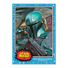 2019 Topps Star Wars The Mandalorian Trailer Trading Cards 5