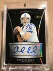 ANDREW LUCK AUTOGRAPH 20 50 2013 BOWMAN STERLING AUTO COLTS WOW