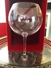 Baccarat Crystal TASTEVIN Pommard Burgundy Wine Glass Orig Box MINT Condition