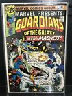 Marvel Presents #4 (1975 Series Marvel) 1976 Guardians of the Galaxy - Ship Deal
