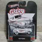 Hot Wheels Grease 48 Ford Retro Entertainment Die Cast Car