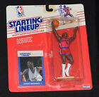 1988 NBA Kenner Starting Lineup Danny Manning LA Clippers Sealed & includes Card
