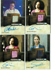 2012 Rittenhouse Warehouse 13 Season 3 Trading Cards 11
