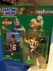 1998 Extended RYAN LEAF San Diego Chargers Rookie Starting Lineup ROOKIE FIGURE