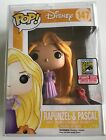 Funko Pop! 2015 SDCC Exclusive Rapunzel & Red Pascal Variant Disney Tangled 147