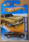 2012 Hot Wheels Super Treasure Hunt 67 Ford Mustang Coupe Muscle Mania
