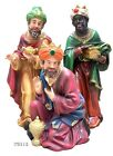 18 Tall Three Wise Men 3 Kings Los Tres Reyes Magos Nativity Set 3Pz New
