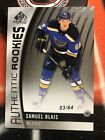 2018-19 SP Game Used Hockey Cards 13