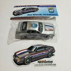 2020 Hot Wheels 20th Nationals 92 Ford Fox Body Mustang Newsletter Car  Sticker
