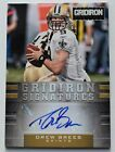 Drew Brees Rookie Cards Checklist and Autographed Memorabilia Guide 12