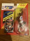 1992 Charles Barkley Starting Lineup NIB Philadelphia 76ers With Card And Poster