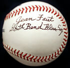 JEAN FAUT A LEAGUE OF THEIR OWN AAGPBL PSA DNA SIGNED AUTOGRAPHED BASEBALL + COA