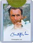 2017 Rittenhouse James Bond Archives Final Edition Trading Cards 7