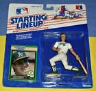 1989 JOSE CANSECO Oakland Athletics A's NM- *00_s/h Starting Lineup Bash Brother