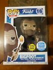Funko POP Bigfoot #16 Funko Shop Exclusive with Marshmallow Glow in Protector