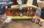 Fisher Price Little People NATIVITY Set Christmas Manger