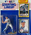 ⚾️ 1990 STARTING LINEUP - ROBIN YOUNT - MILWAUKEE BREWERS and Cooperstown VCR