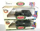 SOLIDO 2 DIECAST ARMY VEHICLES SHERMAN TANK AND PACKARD COMMAND HQ 5 PIC