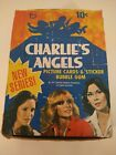 Charlie's Angels Empty Box Topps Trading Cards 1977 New Series
