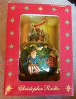NIB RADKO 2002 Santas Around the World II Christmas Ornament